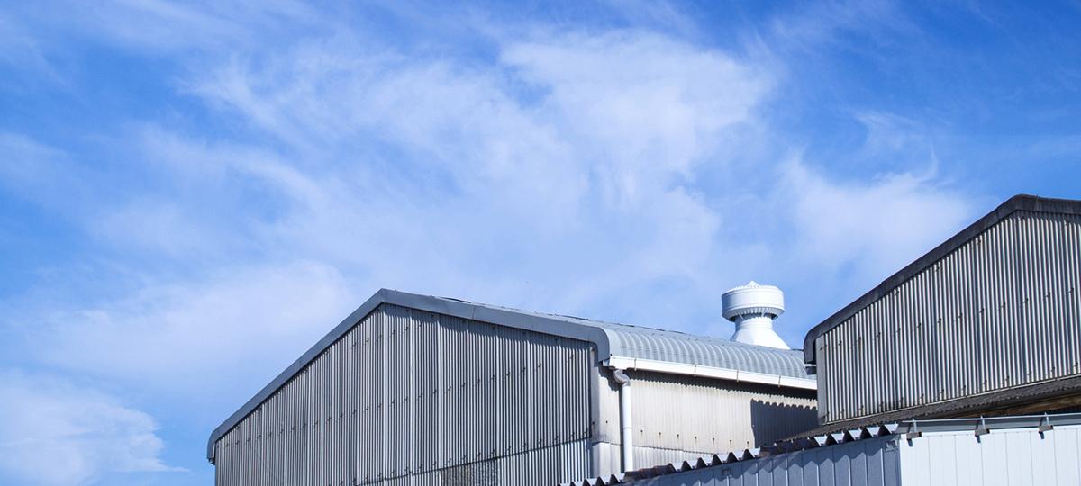食品加工倉庫のイメージ